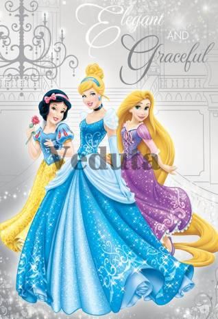Фотообои, фреска Сказочные принцессы, арт. 9598
