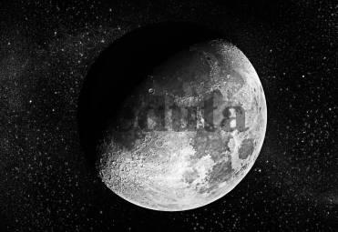 Фотообои, фреска Луна, арт. 7165