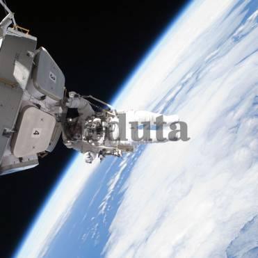 Фотообои, фреска Выход в открытый космос, арт. D0702