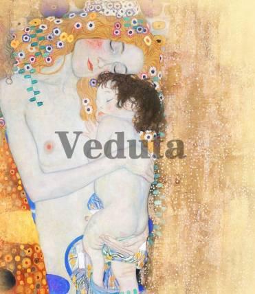 Фотообои, фреска Три возраста женщины фрагмент, арт. 3291