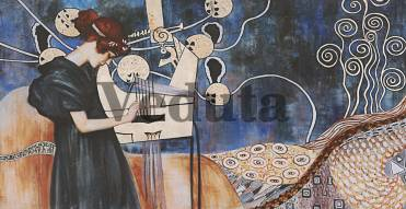 Фотообои, фреска Музыка, арт. 3402