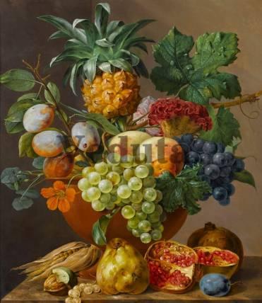 Фотообои, фреска Сочные фрукты, арт. 2257