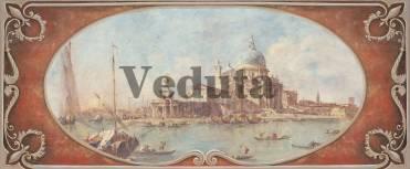 Фотообои, фреска Фриз Венеции, арт. 5211