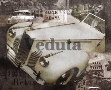 Фотообои, фреска Монро в кабриолете, арт. 7029