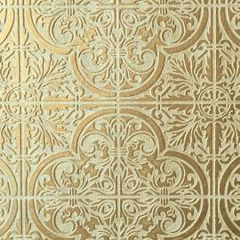 Обои, панно Объемный орнамент, арт. FabriKa19/53-13 olive
