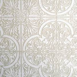 Обои, панно Объемный орнамент, арт. FabriKa19/53-13 sand