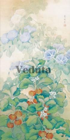 Фотообои, фреска Растительная композиция, арт. ID135694