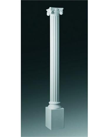Колонна Европласт 112010.1 из полиуретана