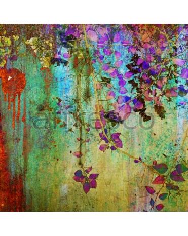 Фотообои, фреска Цветы и краски, арт. ID135640