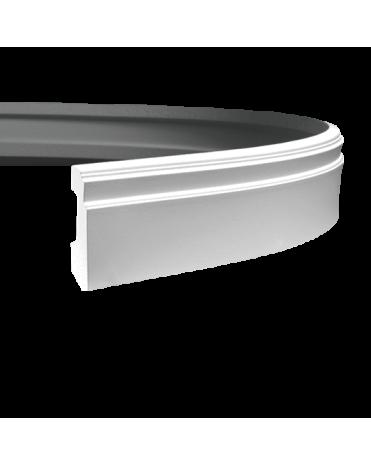 Плинтус  153101 гибкий