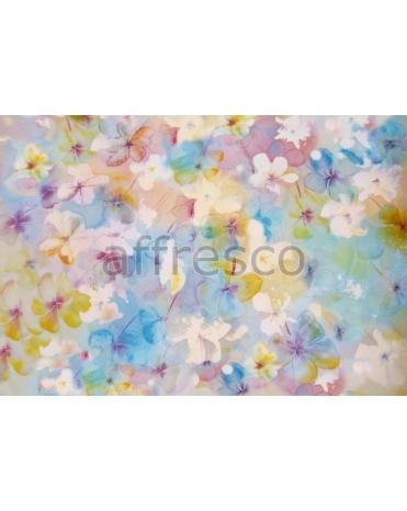 Фотообои, фреска Сюжет цветочное поле, арт. ID135642