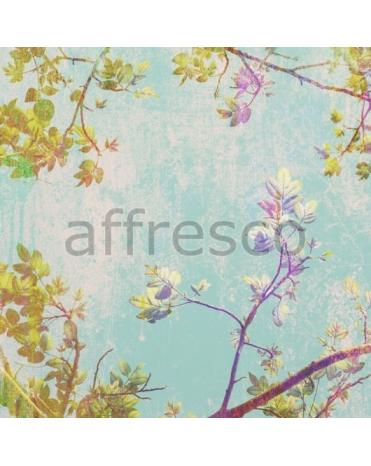 Фотообои, фреска Растительный сюжет, арт. ID135641