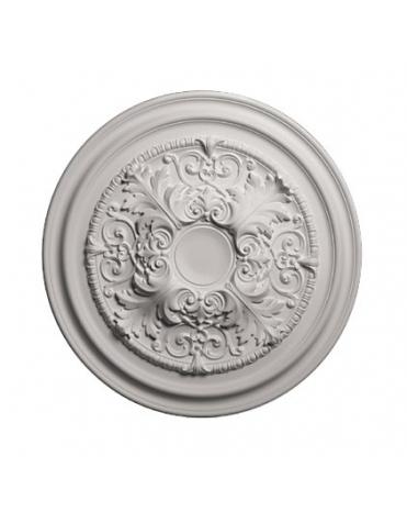 Розетка потолочная Европласт 156001 из полиуретана