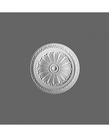 Розетка потолочная Orac Decor R14 из полиуретана