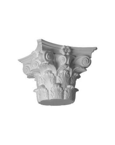 Капитель колонны Европласт 411301 из полиуретана