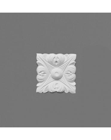 Угловой декор из полиуретана P21