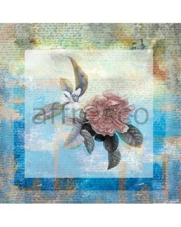 Фотообои, фреска Картина цветок, арт. ID135587