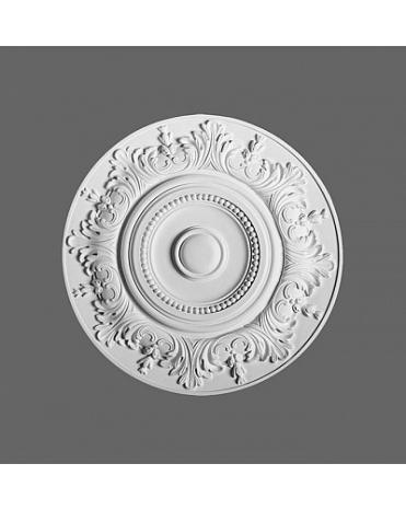 Розетка потолочная Orac Decor R17 из полиуретана