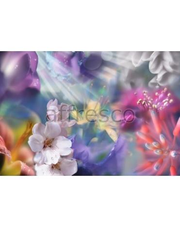 Фотообои, фреска Многообразие цветов, арт. 7062