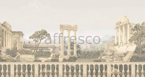 Обои, панно Античный пейзаж, арт. aff 740 vel 423