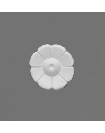 Угловой декор из полиуретана P20