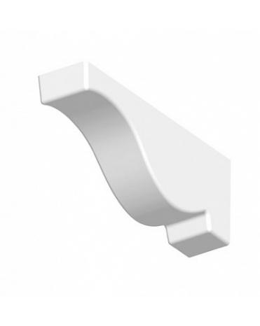 Кронштейн из полиуретана для фасадного декора TF01