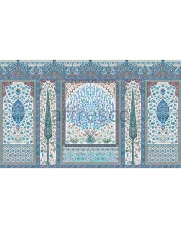 Обои, панно Арабский орнамент, арт. Arabian magic Color 2