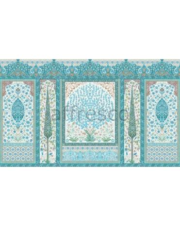 Обои, панно Арабский мотив, арт. Arabian magic Color 4