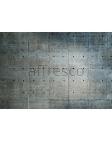 Фотообои, фреска Металлическая стена, арт. ID135618