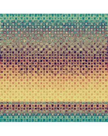 Фотообои, фреска Разноцветная мозаика, арт. ID135625