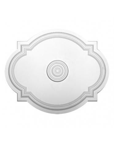 Розетка потолочная Европласт 156008 из полиуретана