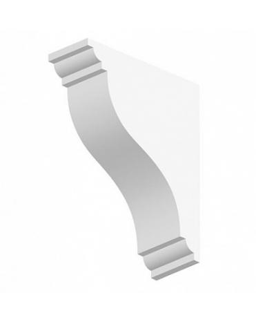 Кронштейн из полиуретана для фасадного декора TF04