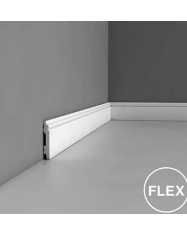 Плинтус SX165F гибкий