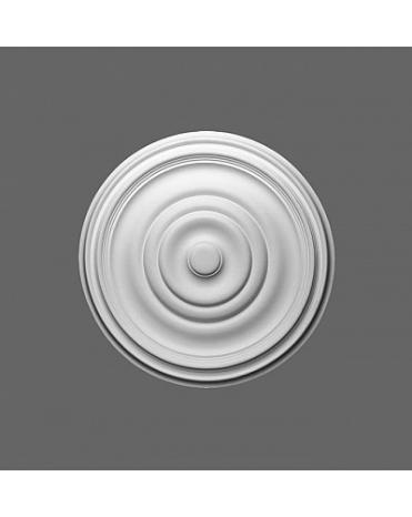 Розетка потолочная Orac Decor R09 из полиуретана