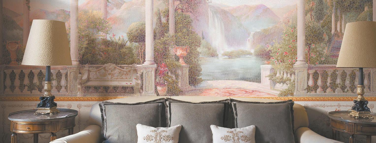 Продажа фресок на стену